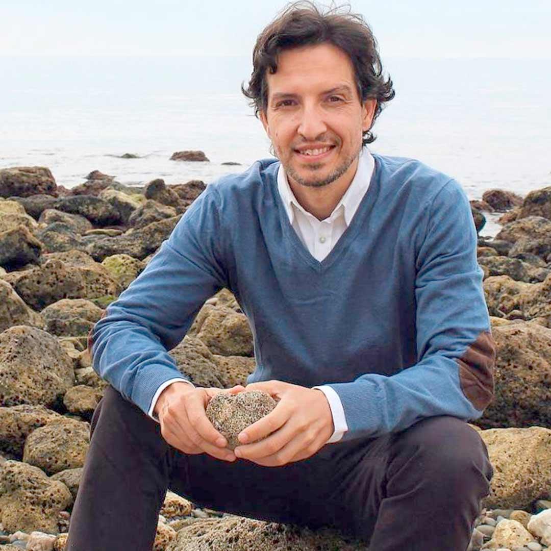 El malagueño retratado para el Sur por Francisco Hinojosa