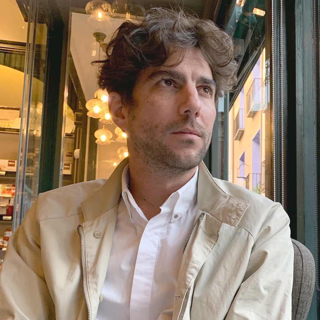 Juan Soto Ivars 'La casa del ahorcado' con Agustín Rivera