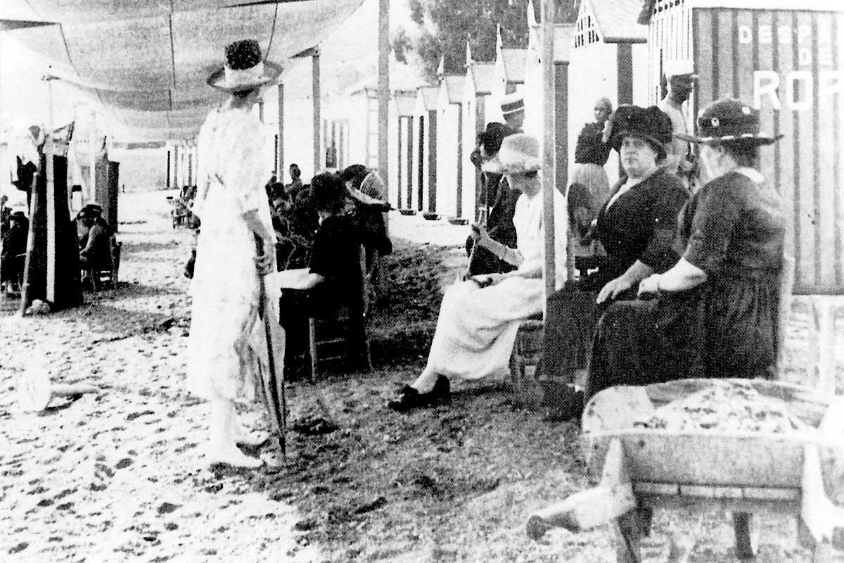 El Balneario de los Baños del Carmen: la revolución del baño en la playa