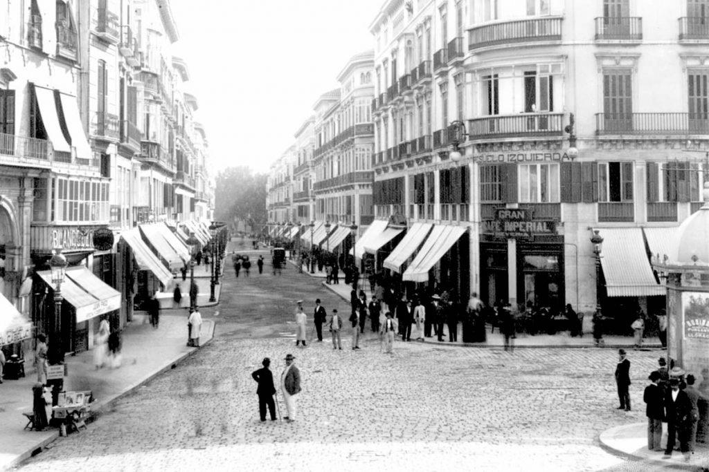 Archivo fotográfico Caja de ahorros provincial de Málaga