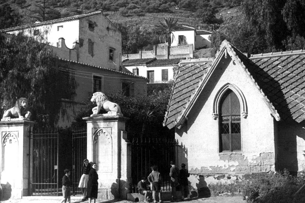 'El Cementerio Inglés y el Hospital Noble: cercanos en el espacio… y en la Historia'