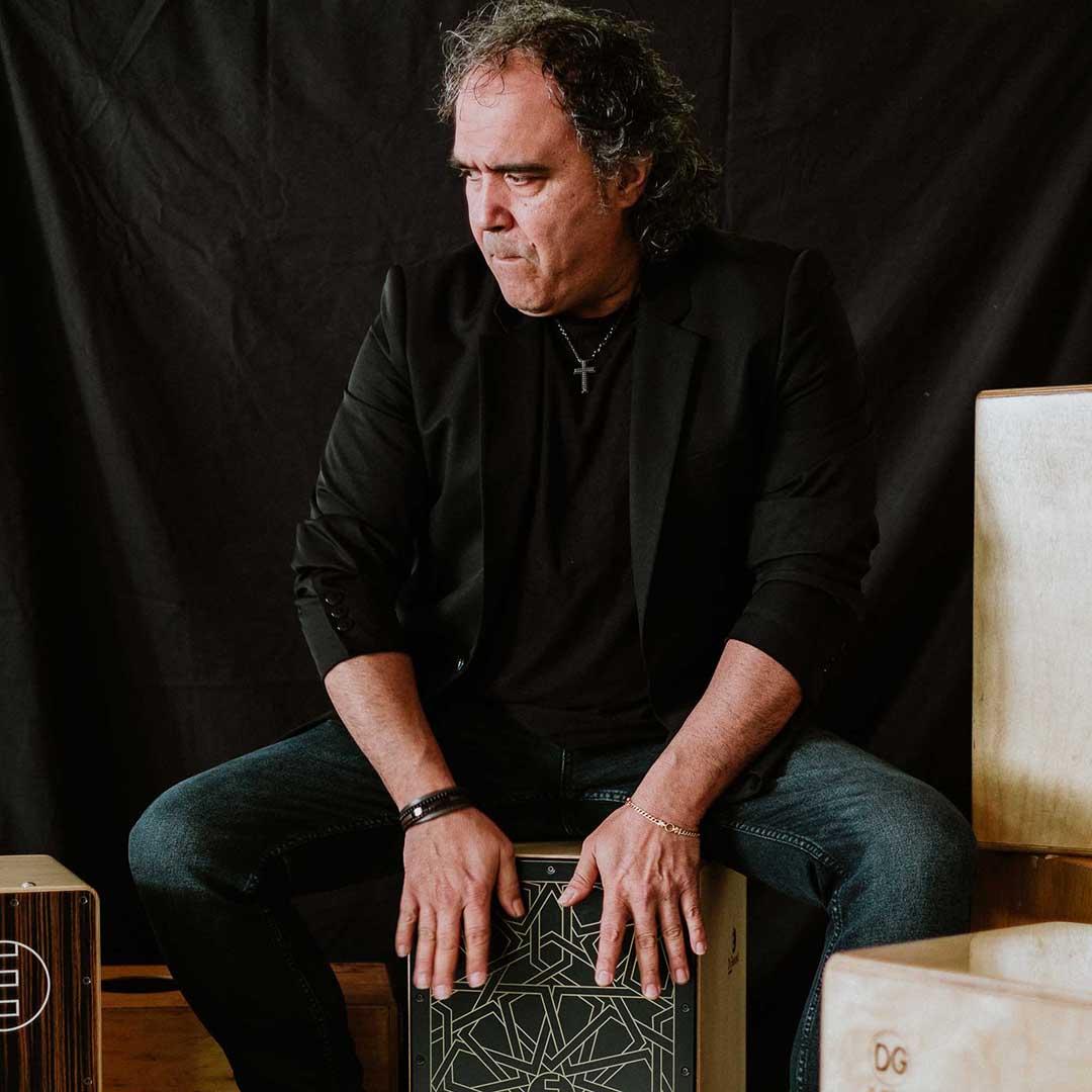Pepe Motos: el camino del cajón flamenco