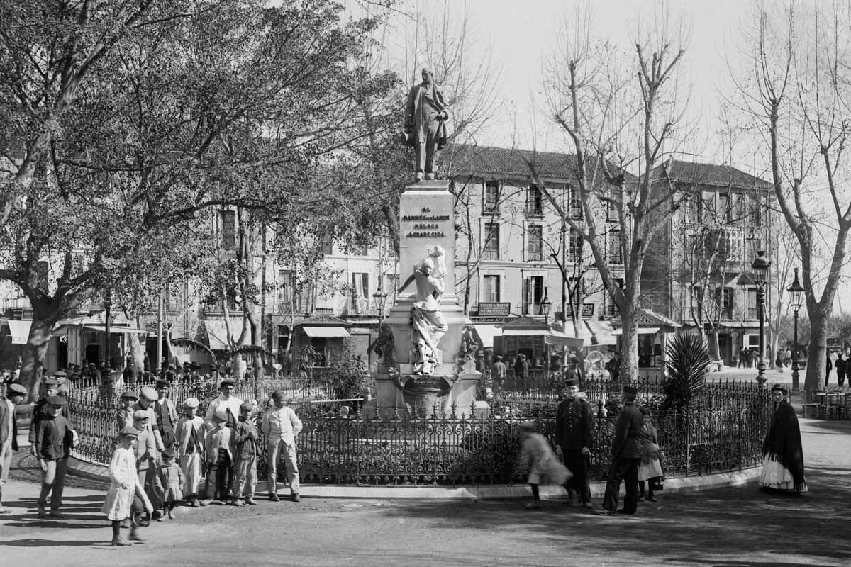La Alameda: la primera vía señorial de Málaga