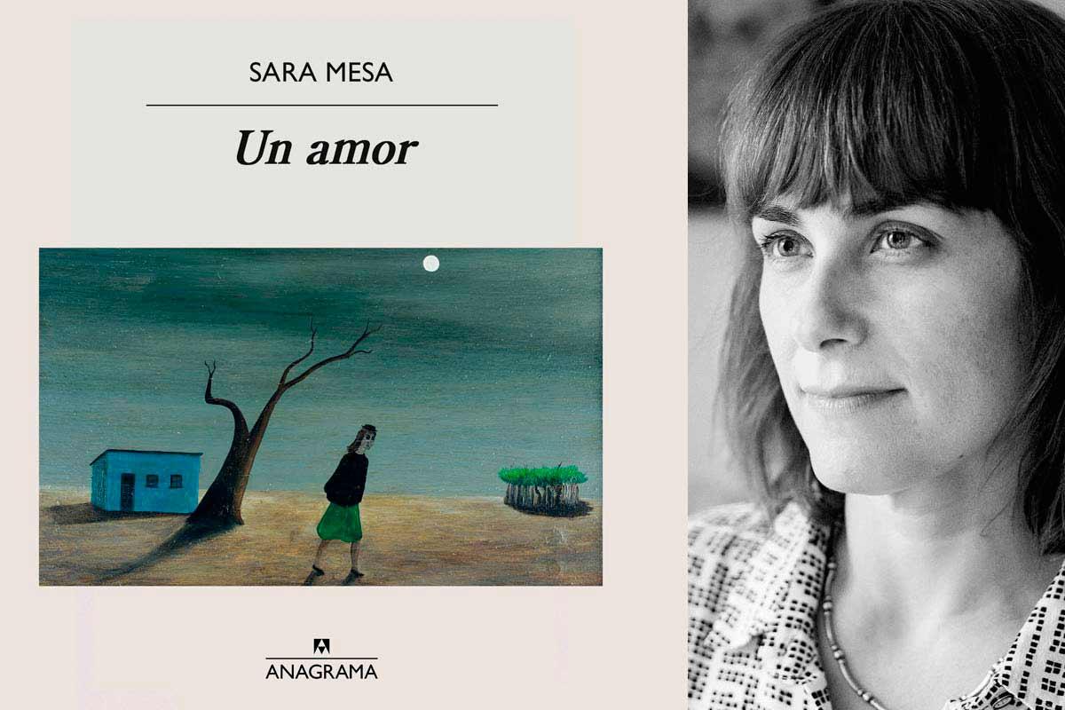"""""""Un amor"""" de Sara Mesa"""