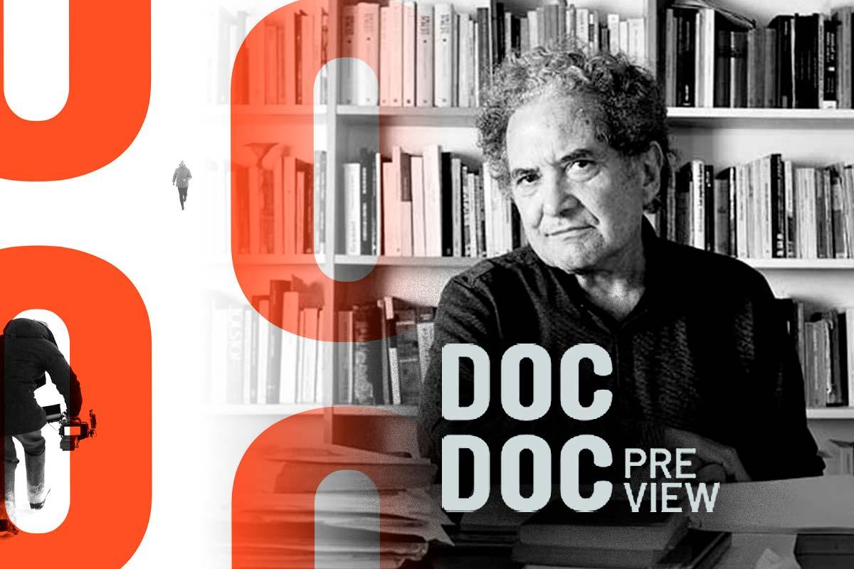 DOC DOC | 'Los 327 cuadernos de Ricardo Piglia' Proyección y charla