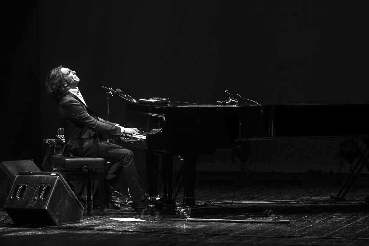 El piano flamenco de Diego Amador