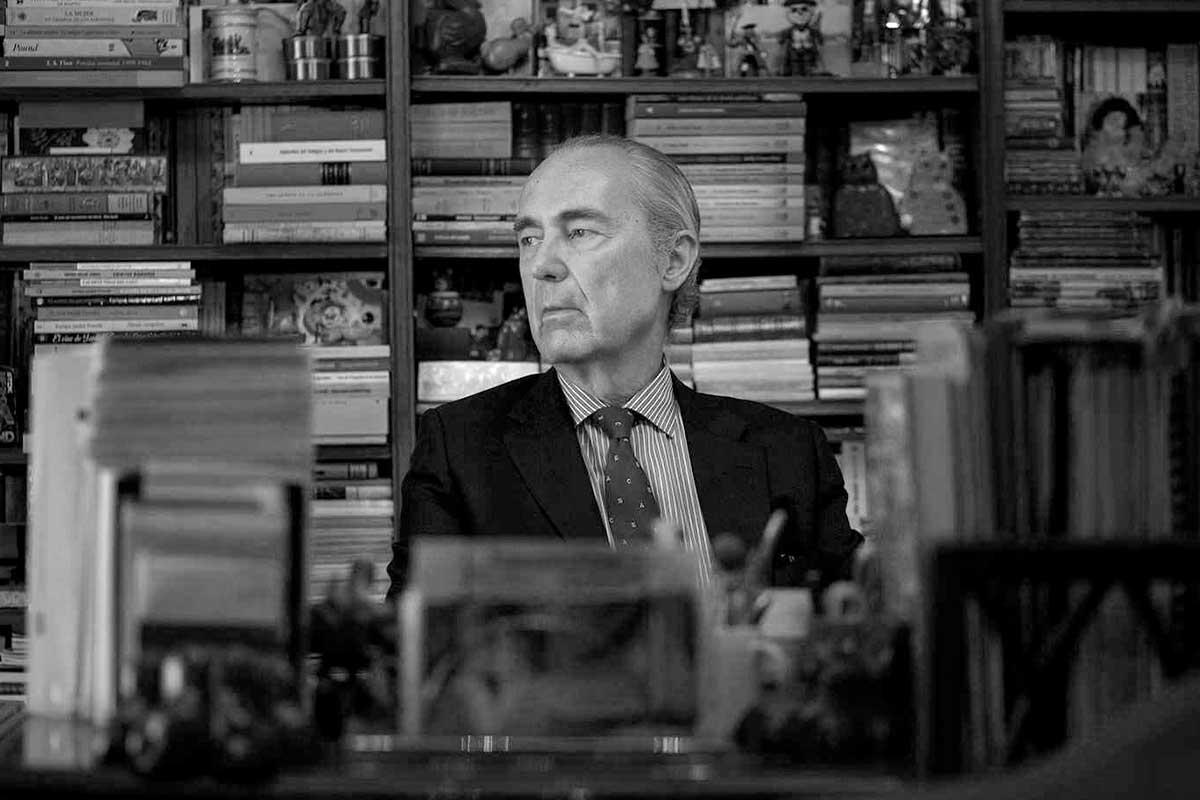 El humanismo propone un brindis Con Luis Alberto de Cuenca