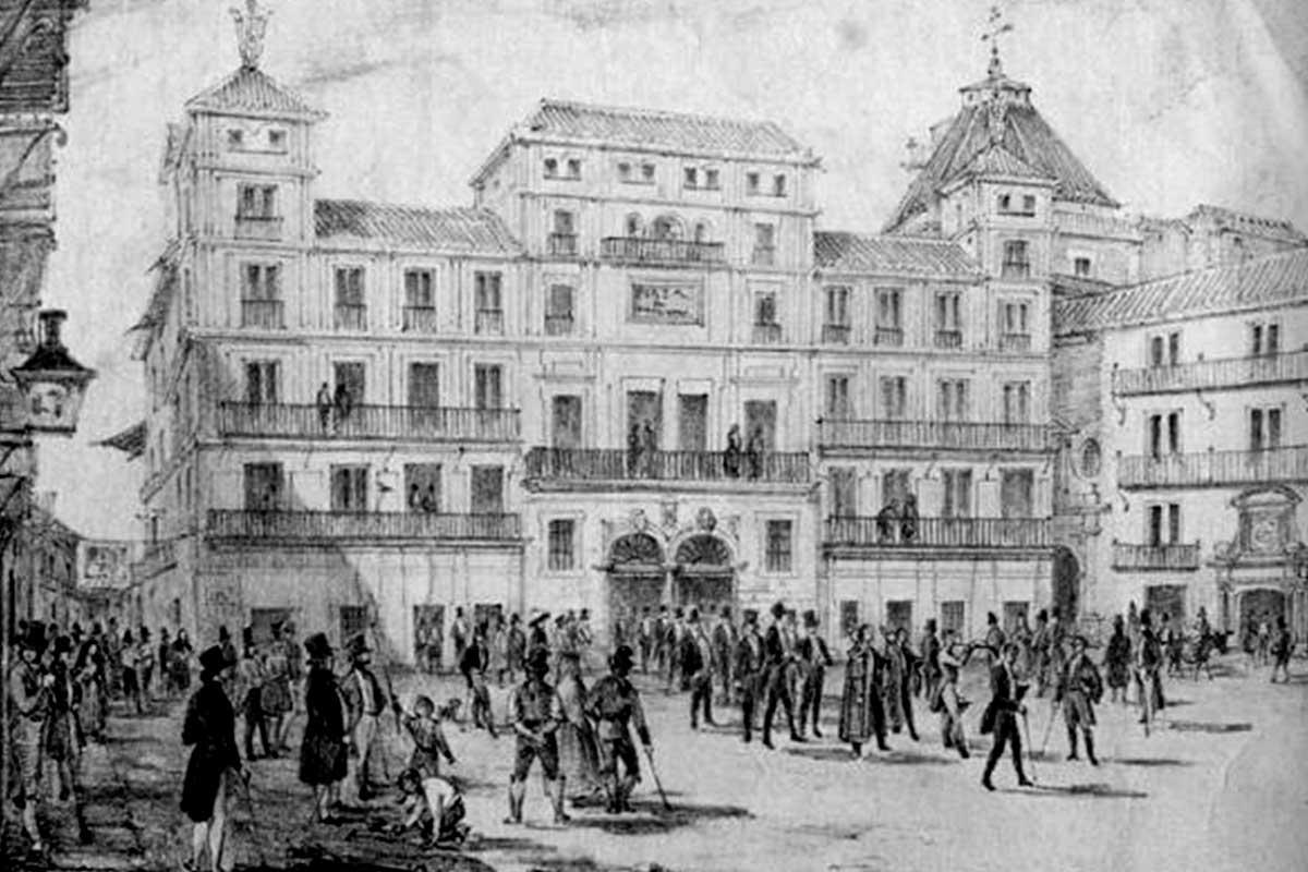 La plaza de la Constitución: el epicentro de la ciudad moderna