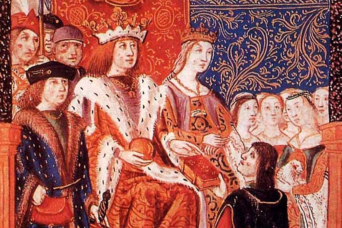 La música en tiempos de los Reyes Católicos